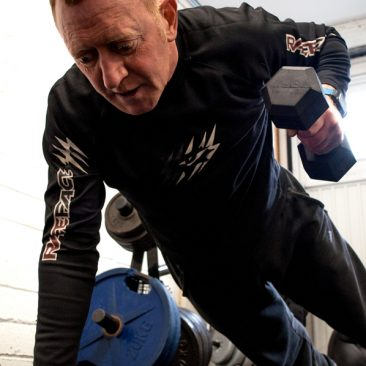 Paul Martin - Troon Personal Training