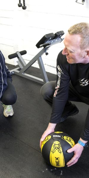Personal Trainer Troon | Paul Martin - qualified & insured personal trainer