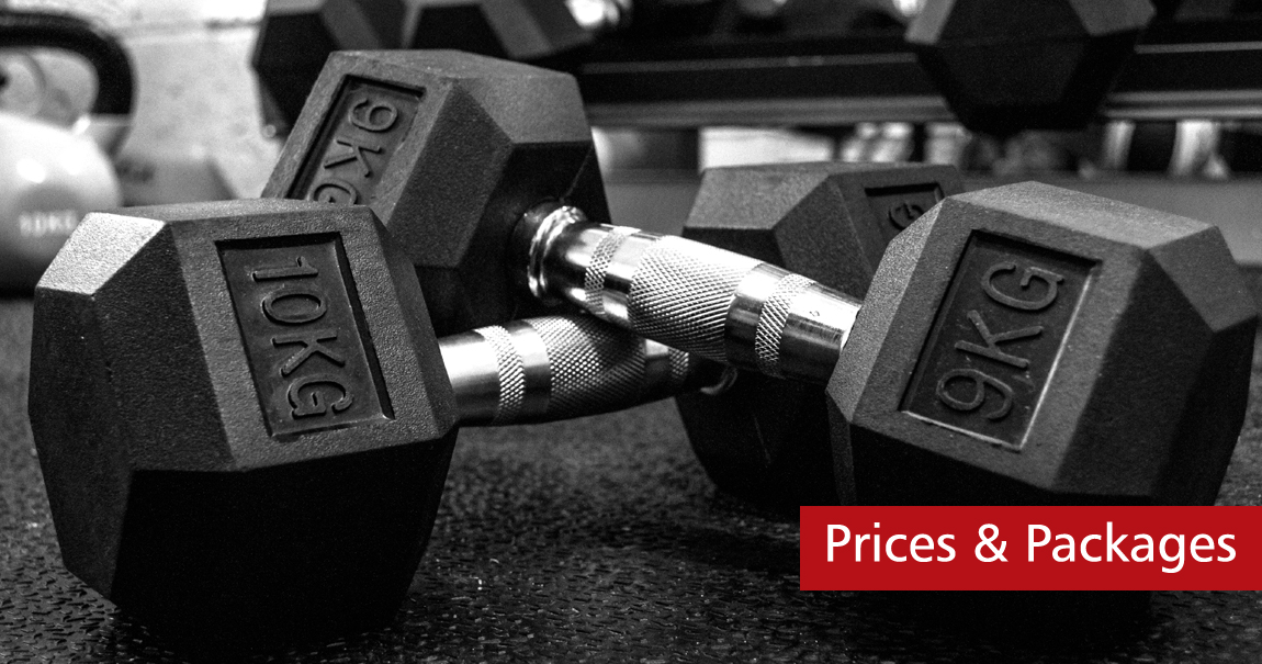 Prices Packages Personal Trainer Troon Scotland